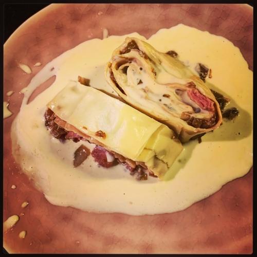 Vlaamse Pastarollade