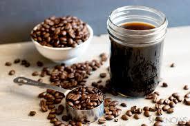 Koud Gebrouwen Koffie
