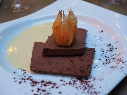 Chocoladeparfait
